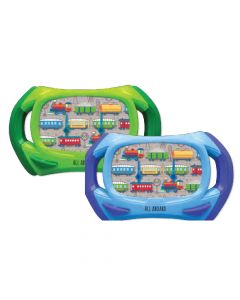 Train Water Ring Toss Game