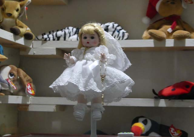 Haunted Dolls and Haunted Dollhouses