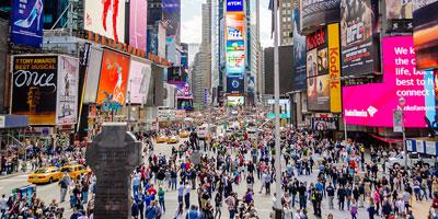 Things to Do in Times Square, NYC